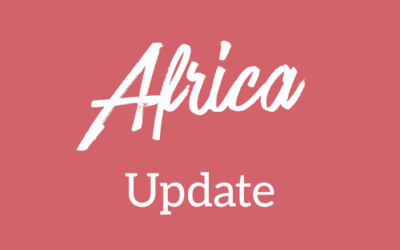 Africa Conferences Update